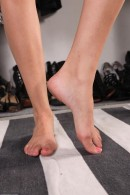 Shyla Jennings in footfetish gallery from ATKPETITES - #2