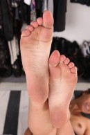 Shyla Jennings in footfetish gallery from ATKPETITES - #3