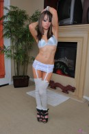 Risi Simms in lingerie gallery from ATKPETITES - #8