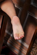 Venus Harris in footfetish gallery from ATKPETITES - #1