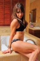 Risi Simms in masturbation gallery from ATKPETITES - #10