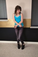 Roxie in scary hairy gallery from ATKPETITES - #1