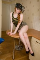Kloe in uniforms gallery from ATKPETITES - #7