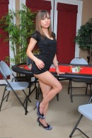 Risi Simms in upskirts and panties gallery from ATKPETITES - #1