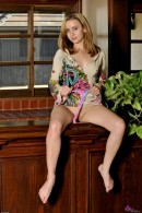 Mae Lynn in upskirts and panties gallery from ATKPETITES - #14
