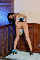 Lilly Evans in upskirts and panties gallery from ATKPETITES - #3