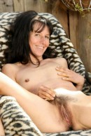 Oksana in mature and hairy gallery from ATKPETITES - #4