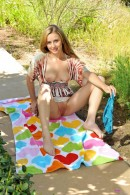 Mae Lynn in nudism gallery from ATKPETITES - #10