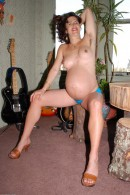 Cara in mature and hairy gallery from ATKPETITES - #11