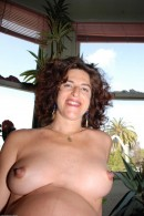 Cara in mature and hairy gallery from ATKPETITES - #14