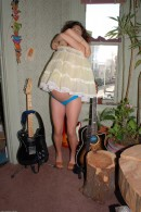 Cara in mature and hairy gallery from ATKPETITES - #9
