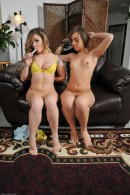 Sophia Sutra & Sienna Milano in lesbian gallery from ATKPETITES - #11