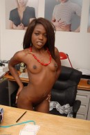 Leah in black women gallery from ATKPETITES - #6