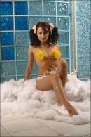 Anna in Bubbles gallery from MPLSTUDIOS by Alexander Fedorov - #1