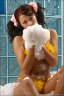 Anna in Bubbles gallery from MPLSTUDIOS by Alexander Fedorov - #15