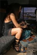Julia in Behind The Scenes gallery from MPLSTUDIOS by Alexander Fedorov - #7