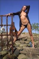 Vika in Summer Breeze gallery from MPLSTUDIOS by Alexander Fedorov - #14