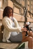 Karina in Parkside St. Petersburg gallery from MPLSTUDIOS by Alexander Fedorov - #2