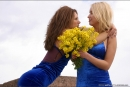 Lika & Ellie in Bouquet gallery from MPLSTUDIOS by Alexander Fedorov - #11
