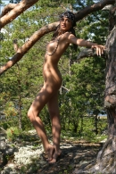 Uli in Through The Pines gallery from MPLSTUDIOS by Alexander Fedorov - #1