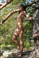 Uli in Through The Pines gallery from MPLSTUDIOS by Alexander Fedorov - #7