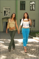 Anna And Julia in Postcard From St. Petersburg gallery from MPLSTUDIOS by Alexander Fedorov - #12