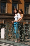 Anna And Julia in Postcard From St. Petersburg gallery from MPLSTUDIOS by Alexander Fedorov - #15