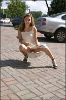 Mariya in Summer In The City gallery from MPLSTUDIOS by Alexander Fedorov - #4