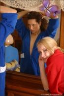 Lika And Ellie in Behind The Scenes gallery from MPLSTUDIOS by Alexander Fedorov - #5