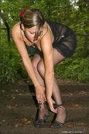 Mariya in Silk Stockings gallery from MPLSTUDIOS by Alexander Fedorov - #2