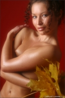 Alvira in Red Autumn gallery from MPLSTUDIOS by Alexander Fedorov - #10
