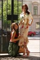 Anna & Julia in Postcard: Girlfriends gallery from MPLSTUDIOS by Alexander Fedorov - #1