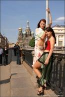 Anna & Julia in Postcard: Girlfriends gallery from MPLSTUDIOS by Alexander Fedorov - #13
