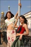 Anna & Julia in Postcard: Girlfriends gallery from MPLSTUDIOS by Alexander Fedorov - #14