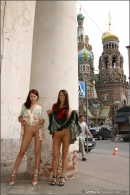 Anna & Julia in Postcard: Girlfriends gallery from MPLSTUDIOS by Alexander Fedorov - #15
