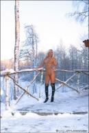 Mishel in Snow Angel gallery from MPLSTUDIOS by Alexander Fedorov - #2