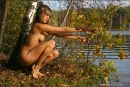Sabina in Autumn Sun gallery from MPLSTUDIOS by Alexander Fedorov - #3