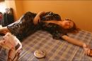 Irina in Behind The Scenes gallery from MPLSTUDIOS by Alexander Fedorov - #9