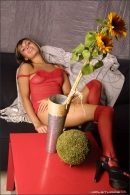 Sabina in Sunflower gallery from MPLSTUDIOS by Alexander Fedorov - #13
