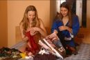 Ulia And Irina in Behind The Scenes gallery from MPLSTUDIOS by Alexander Fedorov - #12