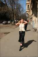 Svetlana in Wish You Were Here gallery from MPLSTUDIOS by Alexander Fedorov - #1