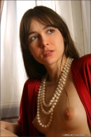 Sveta in Pearl Necklace gallery from MPLSTUDIOS by Alexander Fedorov - #8