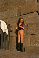 Alvira in City Nude gallery from MPLSTUDIOS by Alexander Fedorov - #11