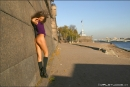 Alvira in City Nude gallery from MPLSTUDIOS by Alexander Fedorov - #8
