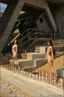 Nata And Maria in The Zone gallery from MPLSTUDIOS by Alexander Fedorov - #12