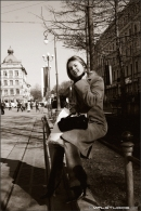 Svetlana in Street Chic gallery from MPLSTUDIOS by Alexander Fedorov - #14