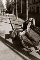 Svetlana in Street Chic gallery from MPLSTUDIOS by Alexander Fedorov - #2