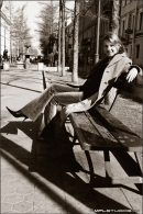 Svetlana in Street Chic gallery from MPLSTUDIOS by Alexander Fedorov - #4