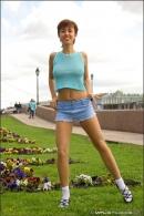 Anna in Postcard: Vasilevsky gallery from MPLSTUDIOS by Alexander Fedorov - #12