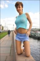 Anna in Postcard: Vasilevsky gallery from MPLSTUDIOS by Alexander Fedorov - #15